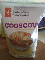 Couscous - Product - en