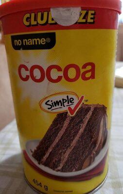Cacao - Produit - en
