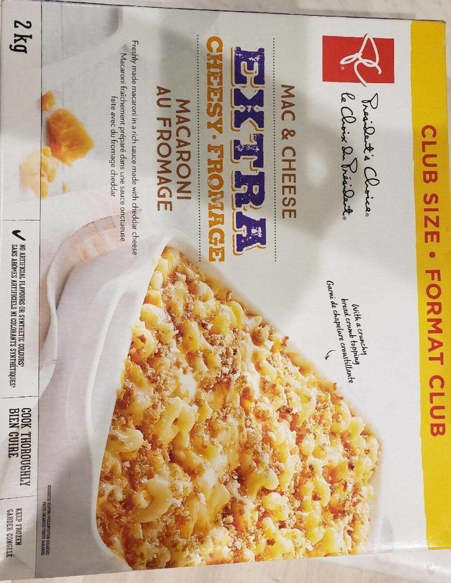 Mac & Cheese - Produit - fr