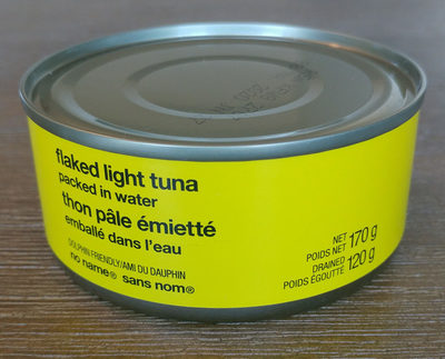 flaked light tuna - Product