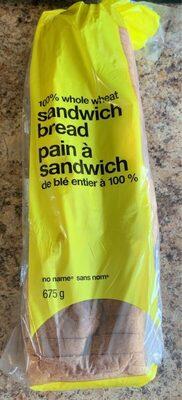 Pain a sandwich - Produit - fr
