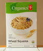 Wheat Squares Cereal - Product