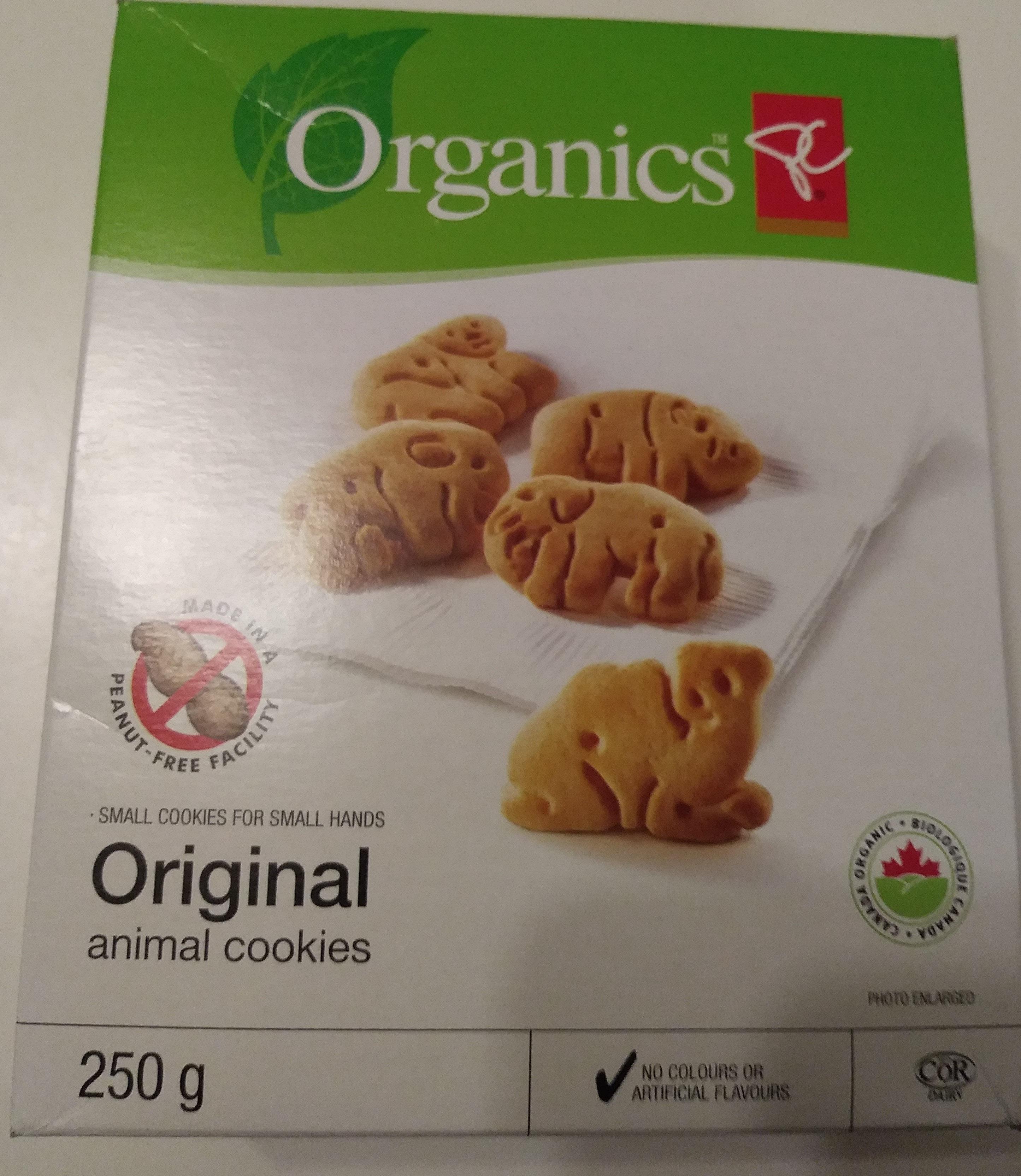 Original animal cookies - Product - fr