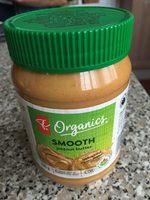 Beurre d'arachide crémeux - Ingredients - fr