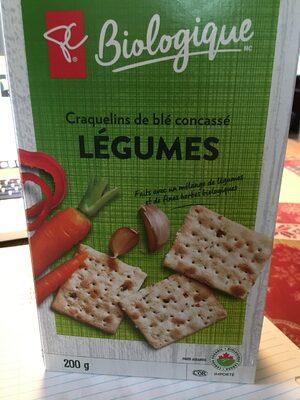 Craquelins de blé concassé - Produit - fr