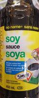 Soya sauce - Product - en