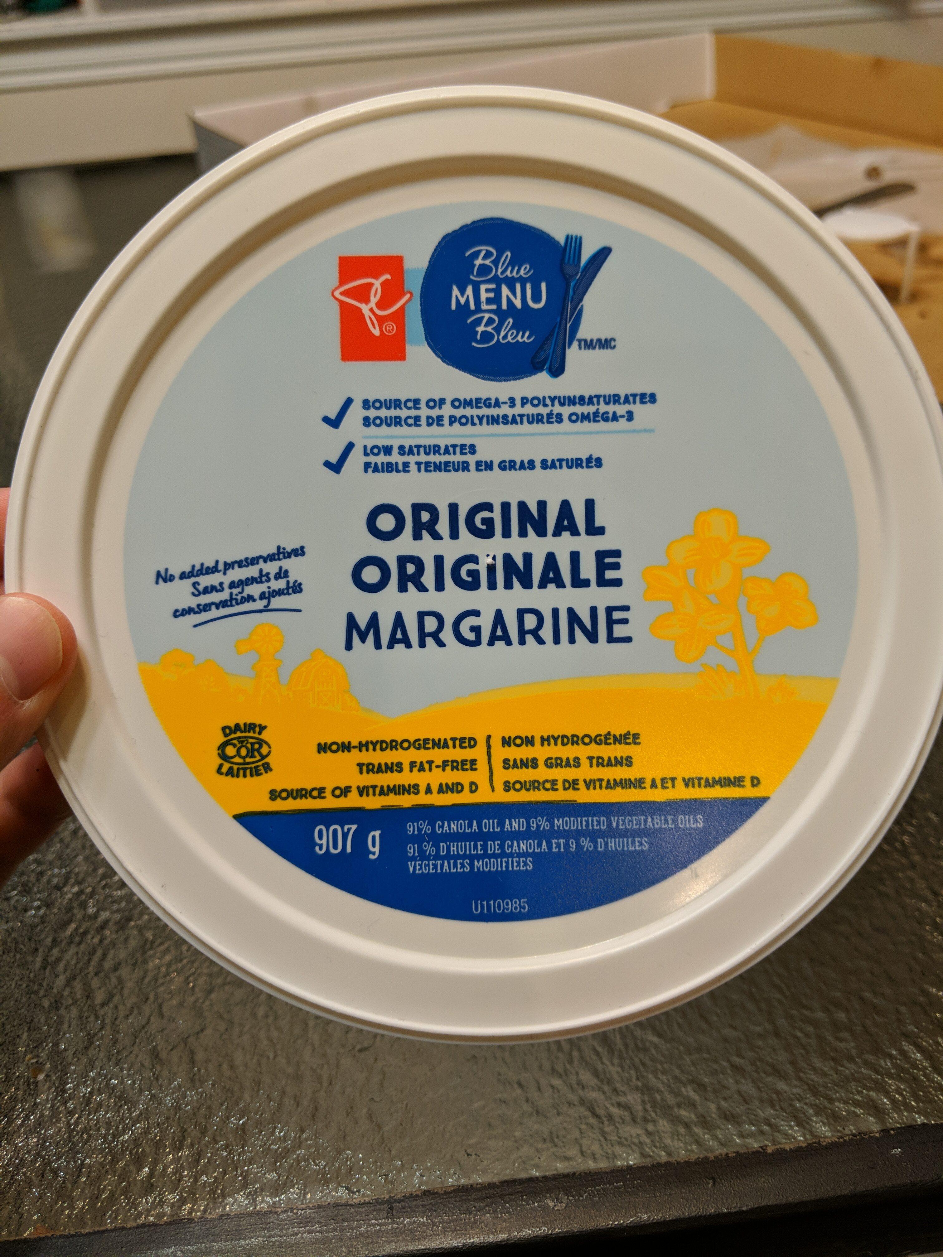 Margarine - Produit - en
