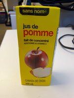 Jus de pomme - Product - en