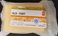Cheddar cheese old - Produit - en