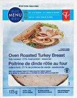 Extra lean oven roasted turkey breast - Produit - fr