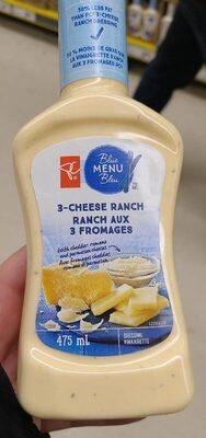 Ranch aux 3 fromages - Produit - en