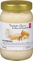 Pasta sauce alfredo - Product - en