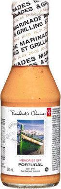 Memories of portugal piri piri barbecue sauce - Product - en