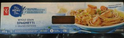 Spaghettis grains entiers - Produit - fr