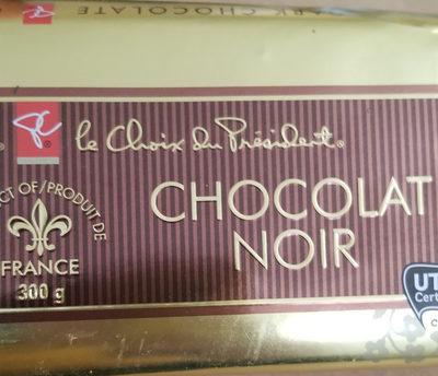 Cocoa solids dark chocolate - Produit