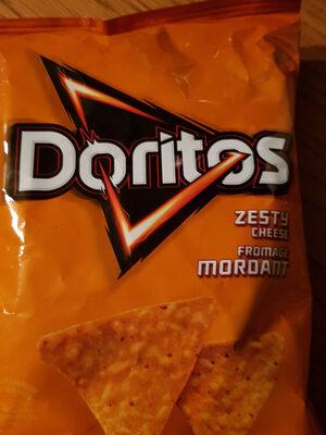 doritos fromage mordant - Produit