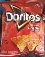 Doritos fromage nacho cheese - Produkt