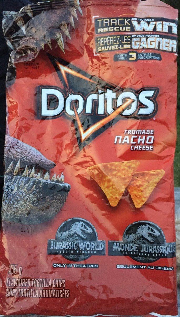 Tortilla Chips Nacho Cheese - Produit
