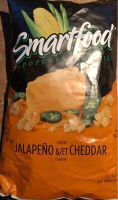 Popcorn jalapeno cheddar - Produit - fr