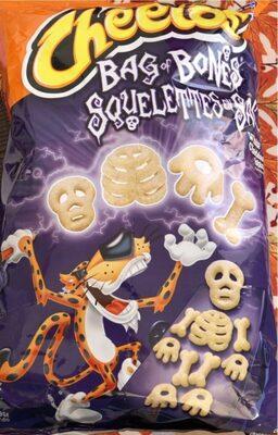 Squellettes en sac - Produit - en