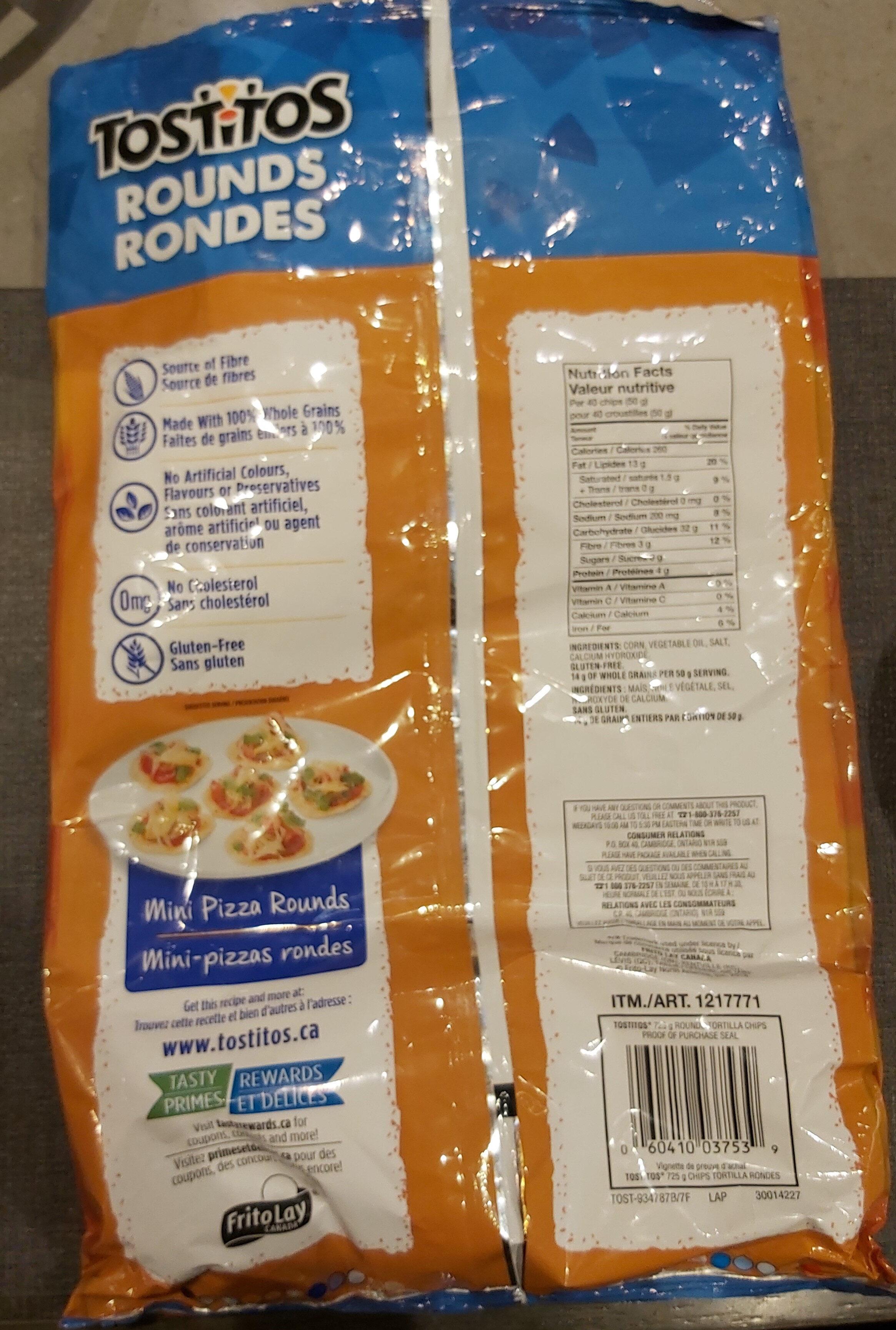 Tostitos - Product - en