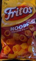 Fritos BBQ - Product - fr