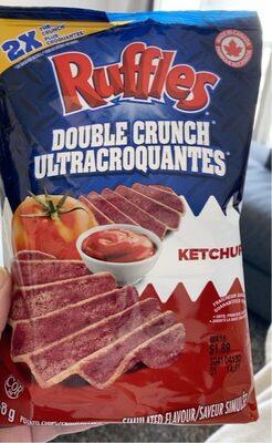 Double crunch ketchup - Produit - en