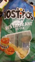 Tortilla Chips Restaurant Style - Product - fr