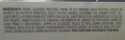 Demi-Lune - Ingredients