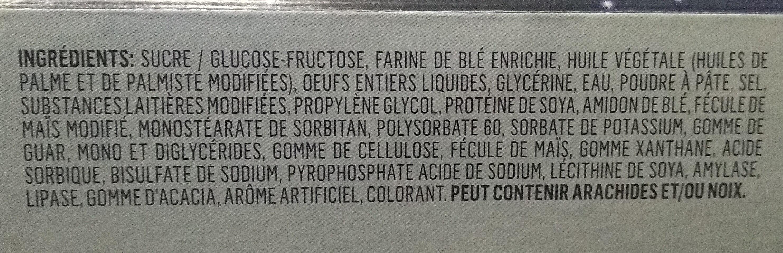 Demi-Lune - Ingredients - fr