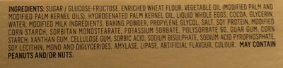 May West Cake - Special Edition - the Original - Ingredients - en