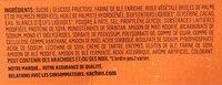 Jos Louis - Ingredients - en