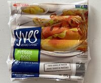 Veggie dogs - Product - en