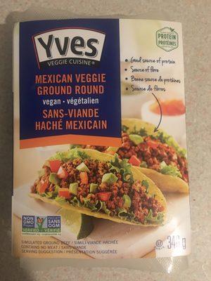 Sans-viande haché Mexicain - Product - en