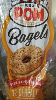 Bagels 12 Céréales - Produit - fr