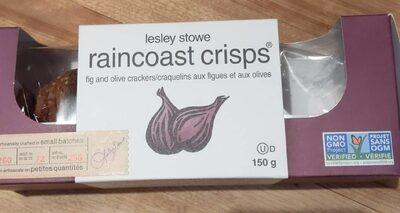 Raincoast crisps - Product - es