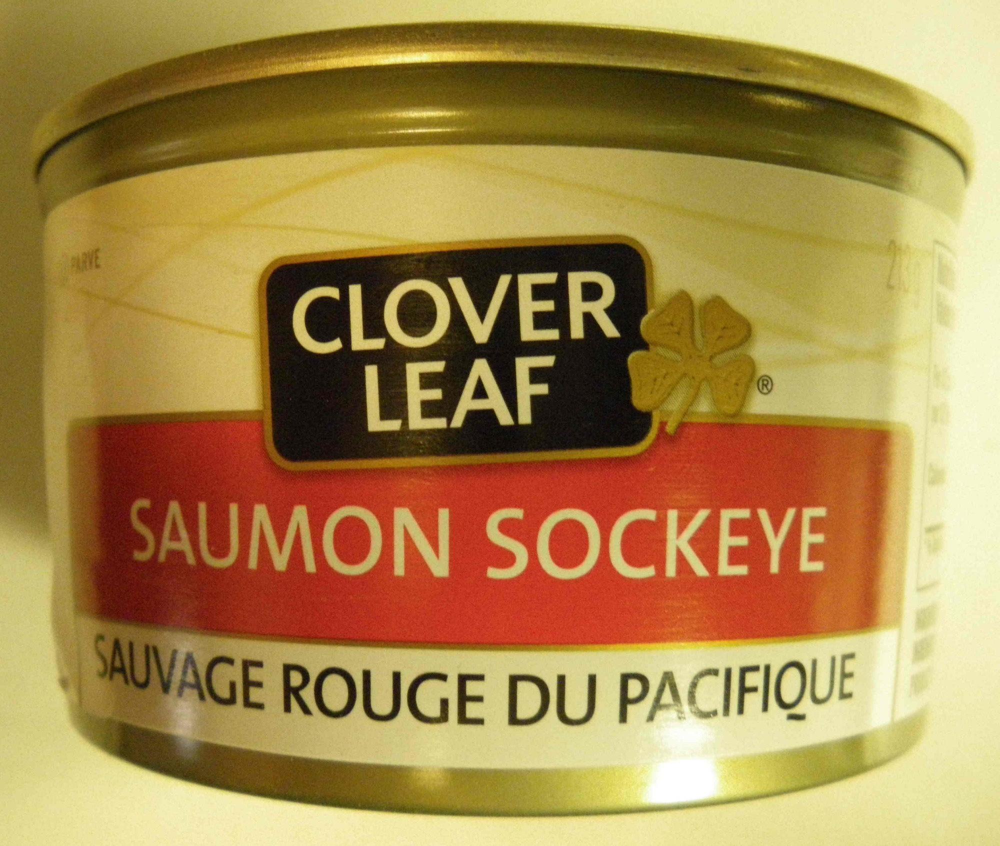 Saumon Sockeye - Product - en