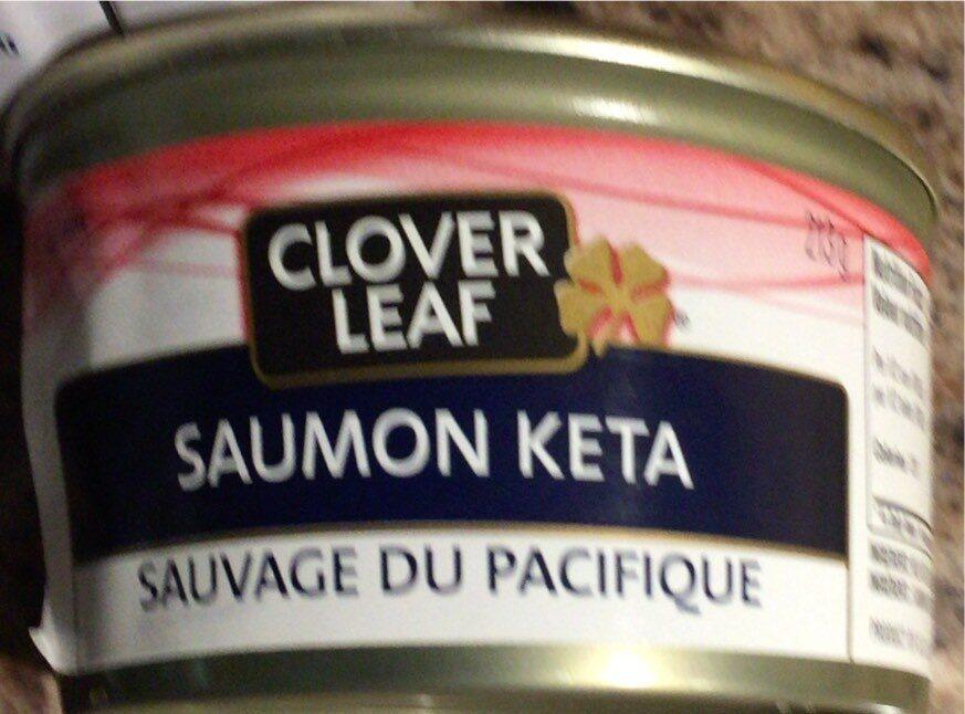 Saumon keta - Produit - fr
