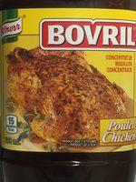 Knorr / Bovril Chicken - Product - fr