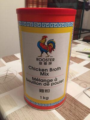 Mélange à bouillon de poulet - Produit - fr