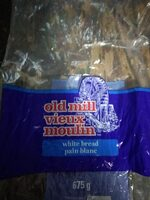 White Bread - Produit - en