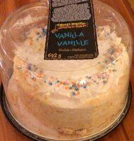 Vanilla cake - Produit - en