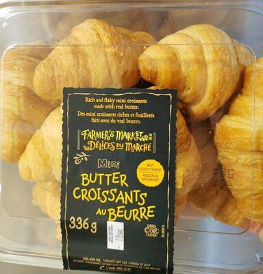 Croissants au beurre - Produit - fr