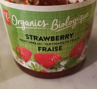 Strawberry spread - Product - zh