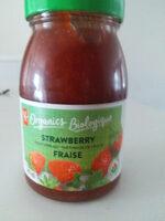 organic  strawberry - Produit - zh
