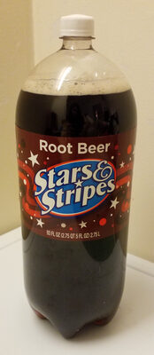 Stars & Stripes, Root Beer - Produit