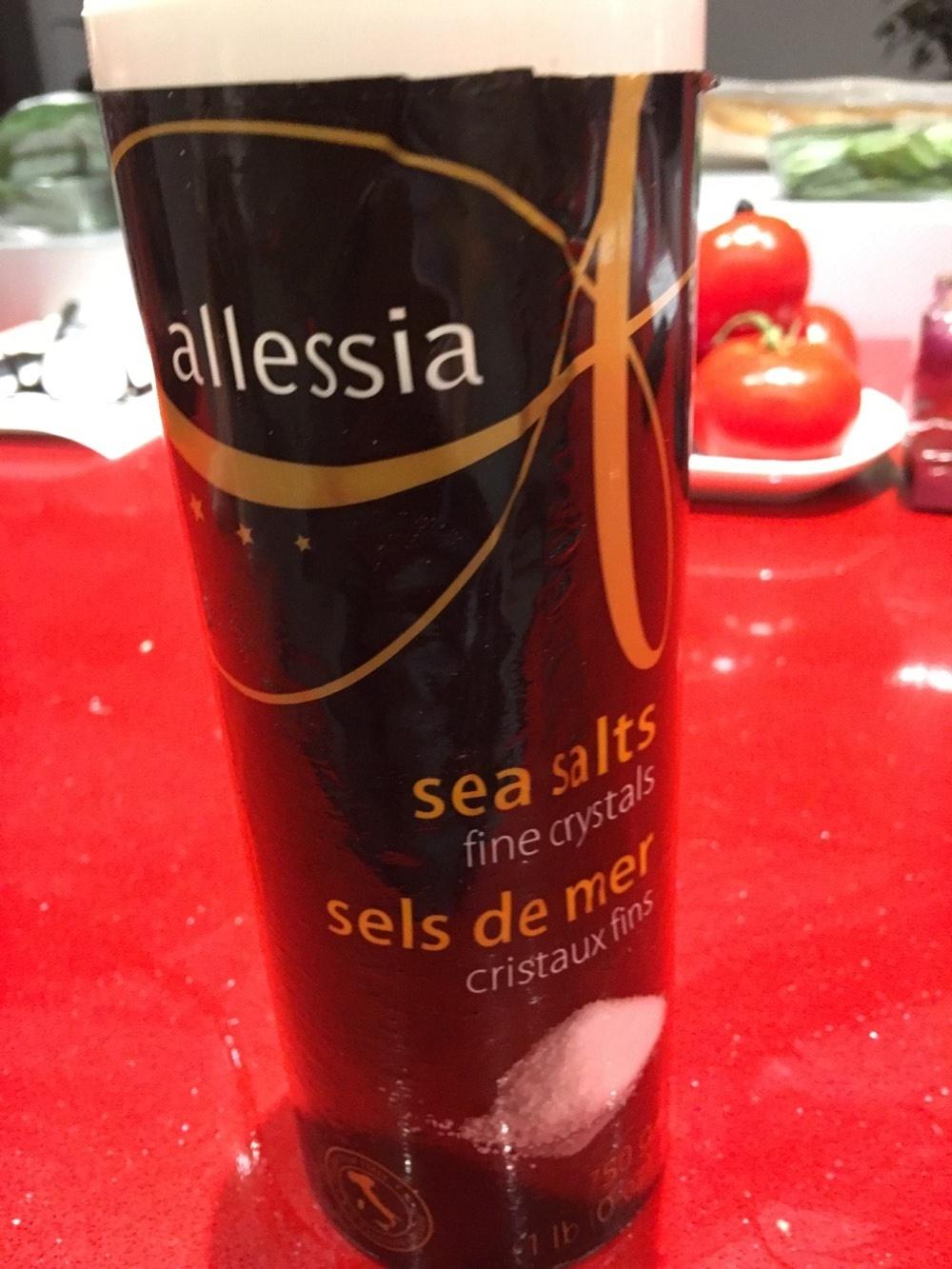 Sel de mer - Product - fr