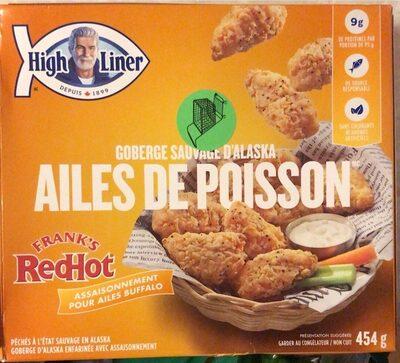 Ailes de poisson - Product - fr