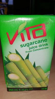 boisson de canne à sucre - Produit