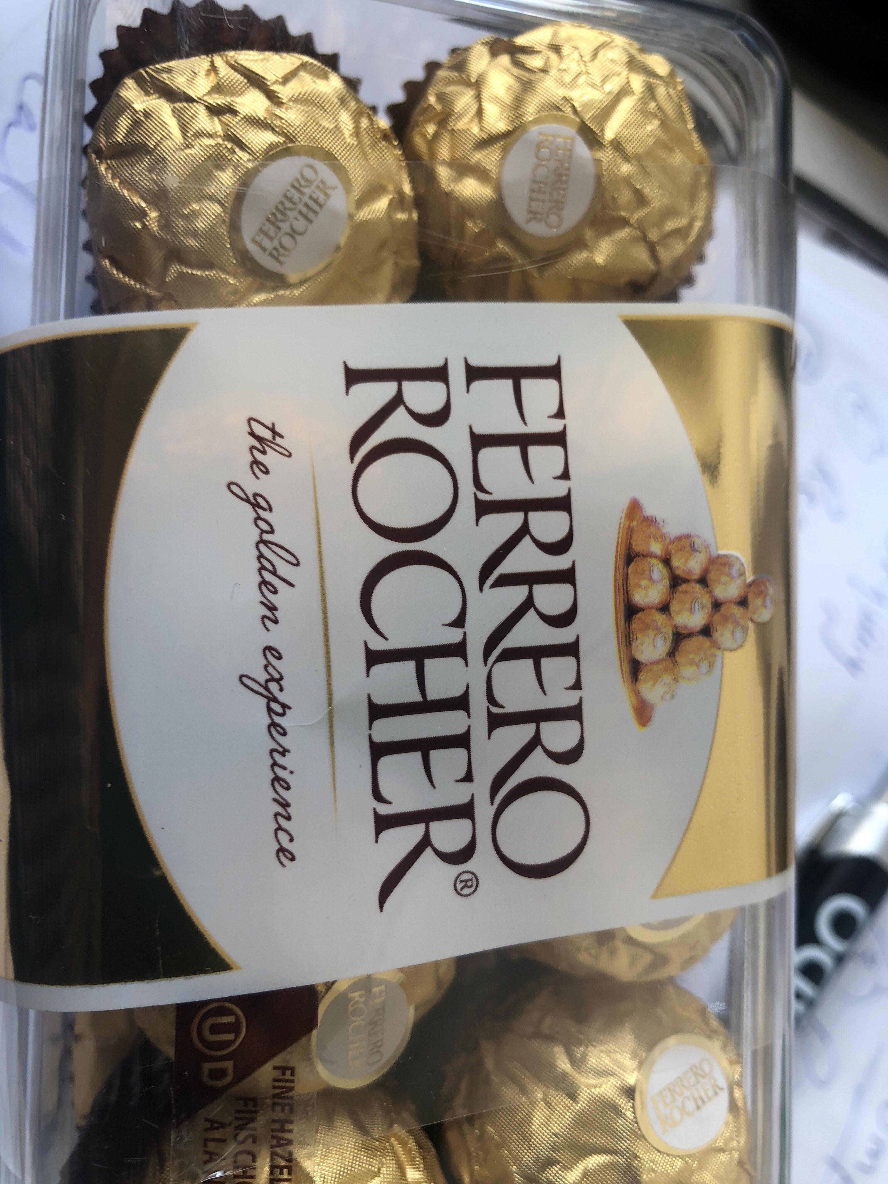 Ferrero Rocher - Product - en